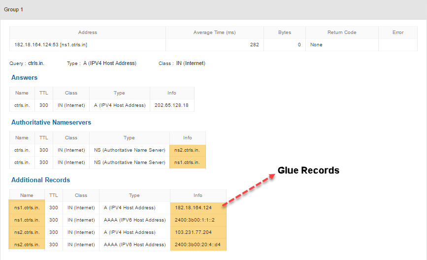 Glue Records and Why They Are Crucial - DZone Performance